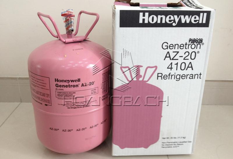 Honeywell R410A Refrigerant
